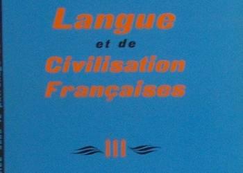 COURS DE LANGUE ET DE CIVILISATION FR TOM III - G.MAUGER
