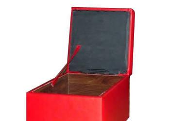 Pufy-Pufa OTWIERANA 40X40X43 lub NISKA 40x40x32 cm