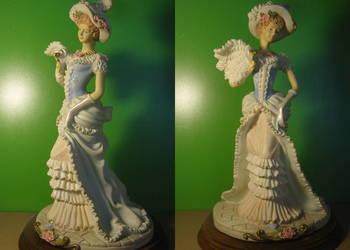 porcelana figurka figurki porcelanowe i alabastru