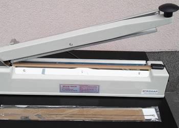 400 x 2 Z NOŻEM zgrzewarka ręczna stołowa do folii PFS400