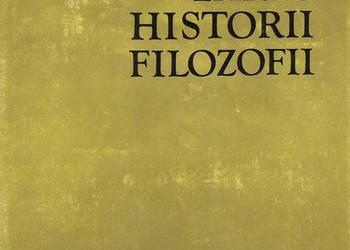 Zarys historii filozofii - J. Legowicz.
