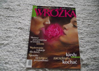 """""""WRÓŻKA""""- rocznik 2000 - 3 miesięczniki"""
