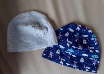 czapka dla niemowlaka cool club