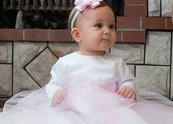 Sukienki do chrztu dla dziewczynki
