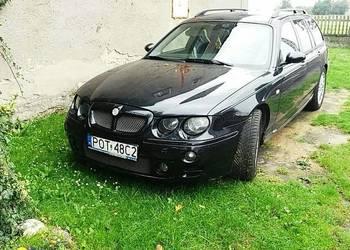 Sprzedam autko  MG ztt 190
