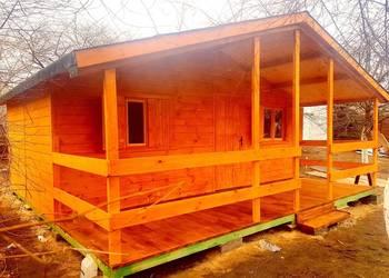 EXPRESS 72h Domek drewniany Domki na działkę, drewniany