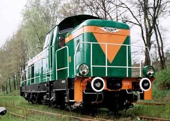 Sprzedaż części kolejowych