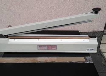 500 x 2 Z NOŻEM zgrzewarka ręczna stołowa do folii PFS500