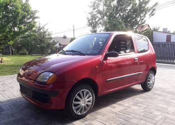 Fiat Seicento 10 lat w jednych rękach