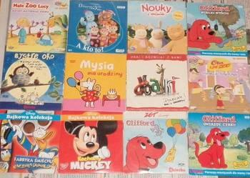Bajki dla dzieci,Disney,Kaczor Donald,Myszka Miki,kreskówki na sprzedaż  Rzeszów