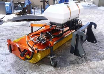 Zamiatarka drogowa do ciągnika ładowarki PRODUCENT ZML 120
