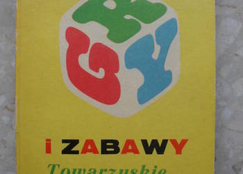 Gry i zabawy Towarzyskie - Lucyna Szczegodzińska