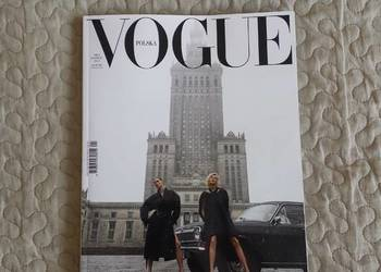 Vogue Polska 1/2018 Polska Edycja Magazynu nowy