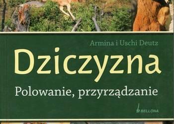 DZICZYZNA polowanie, przyrządzanie - Deutz/fa