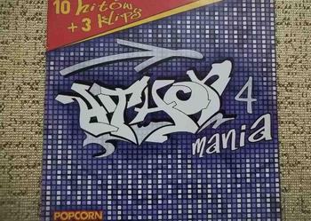 PŁYTA CD HIPHOP MANIA 4