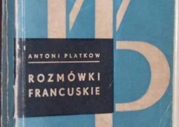 ROZMÓWKI FRANCUSKIE - PLATKOW ANTONI