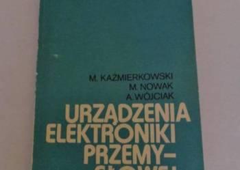Urządzenia elektroniki przemysłowej - Książka.