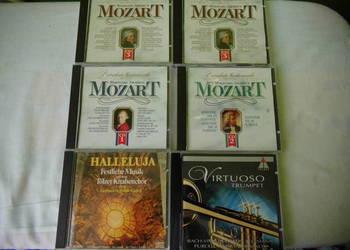 Muzyka klasyczna-płyty CD