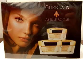 Krem Guerlain Abeille Royale. Kremy - zestaw 3 w 1!