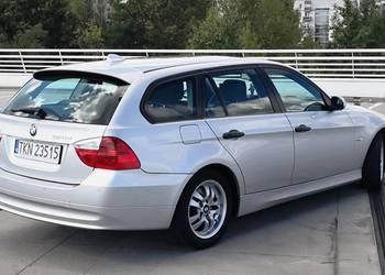 BMW e91 320d ZADBANY