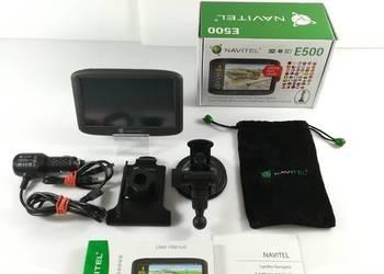Nawigacja GPS marki: NAVITEL E 500 - PLUS LOMBARD -