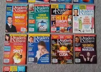 Reader's Digest 13 sztuk - magazyn, czasopismo