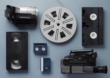Przegrywanie VHS na DVD pendrive