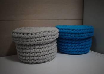 Koszyczki z przykrywką