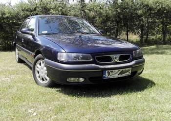 Renault Safrane 2.2 DTi 2000 r. dla miłośnika i konesera