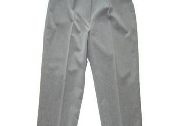 034c66c9f88405 Nowe beżowe damskie spodnie za kolano rozmiar 42 …