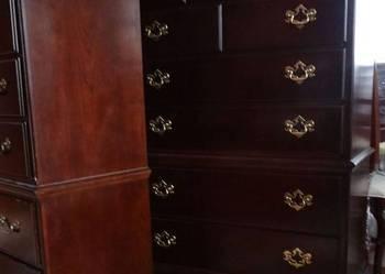 Komoda z litego drewna styl XVIII wiek Drexel Heritage USA