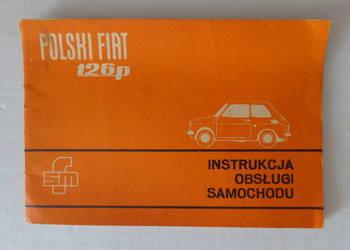 POLSKI FIAT 126p - Instrukcja obsługi samochodu.