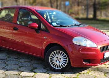 "FIAT Grande Punto ""ACTIVE"" 1.2 65KM 8V LPG -SALON PL"