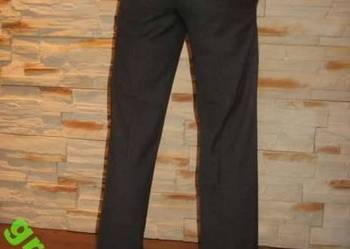 Eleganckie spodnie MĘSKIE Z GARNITURU VICTOR 182/78