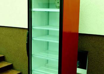 Lodówka witryna szafa chłodnicza Norcool 60cm. Dostawa
