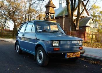 Fiat 126p 1989r