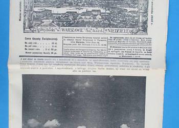 2. Gazeta Świąteczna Rok wydania 1937 - Bezpłatna wysyłka.