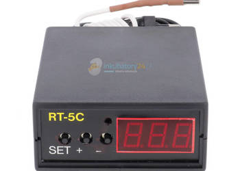 TERMOREGULATOR RT-5C - termostat cyfrowy -20-110°C INKUBATOR