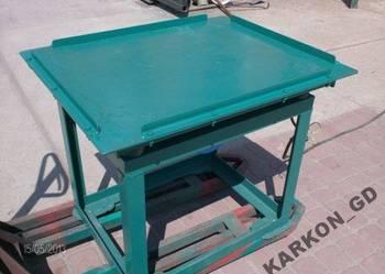 Stół wibracyjny z elektrowibratorem KARKON 70 cm