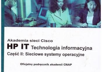 HP IT TECHNOLOGIA INFORMACYJNA CZEŚĆ II SIECIOWE SYSTEMY