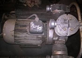 Sprężarka/Kompresor 3JW60 180l 3 tłokowa.