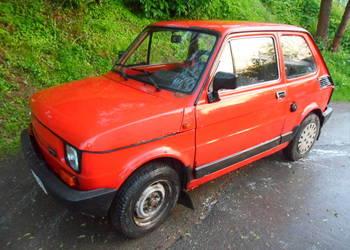 FIAT 126 650E  1992rok