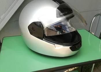 Kask motocyklowy xs(57-58)