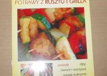 Potrawy z rusztu i grilla. Kuchnia polska. - NOWA/FA
