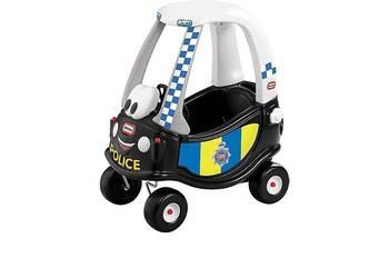 Little Tikes Cozy Coupe Policja jeżdzik pchacz auto