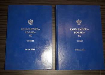 Farmakopea Polska IX 2011 Tom I i II