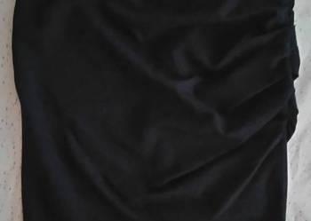 NOWA z metką Top Secret Spódnica granatowa z marszczeniem 38