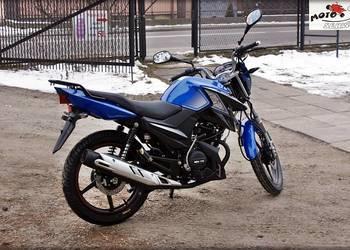 Motocykl Benyco NKD 125 Nowość !!! Euro 4 !!!
