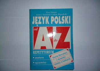 Litman, Stefański, Wątróbski Adam Język polski od A do Z