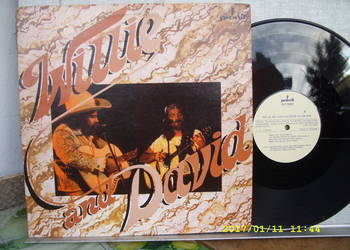 WILLIE AND DAVID--NIGHT LIFE ;LP winyl.